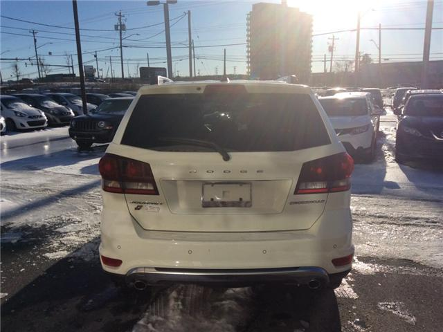 2018 Dodge Journey Crossroad (Stk: 16361) in Dartmouth - Image 6 of 23