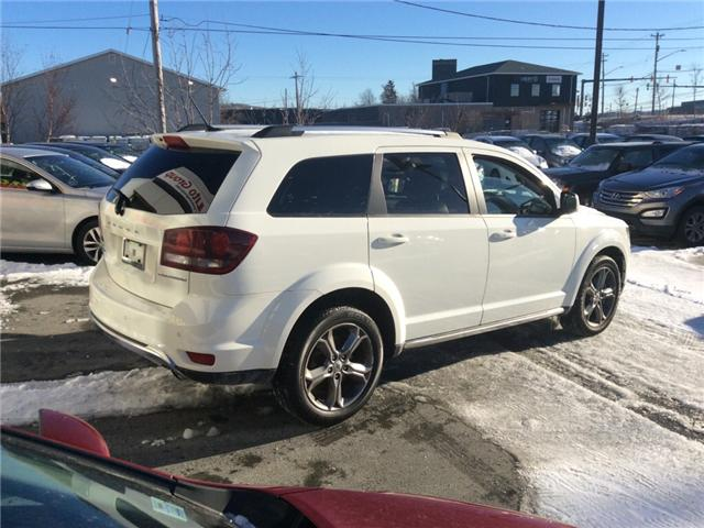 2018 Dodge Journey Crossroad (Stk: 16361) in Dartmouth - Image 8 of 23