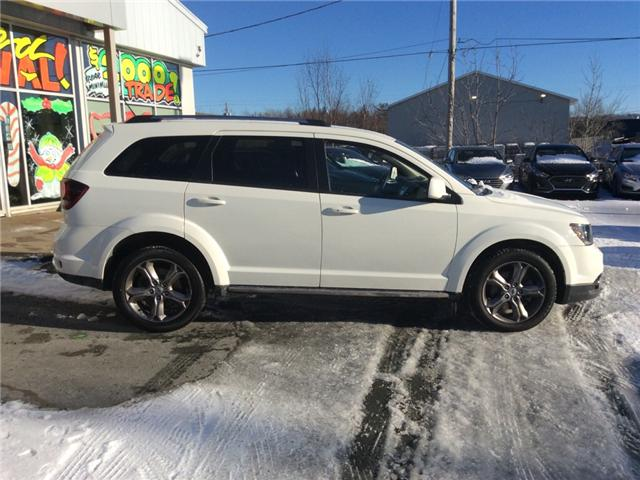 2018 Dodge Journey Crossroad (Stk: 16361) in Dartmouth - Image 9 of 23