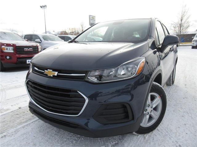 2019 Chevrolet Trax LS (Stk: 1J31931) in Cranbrook - Image 1 of 17