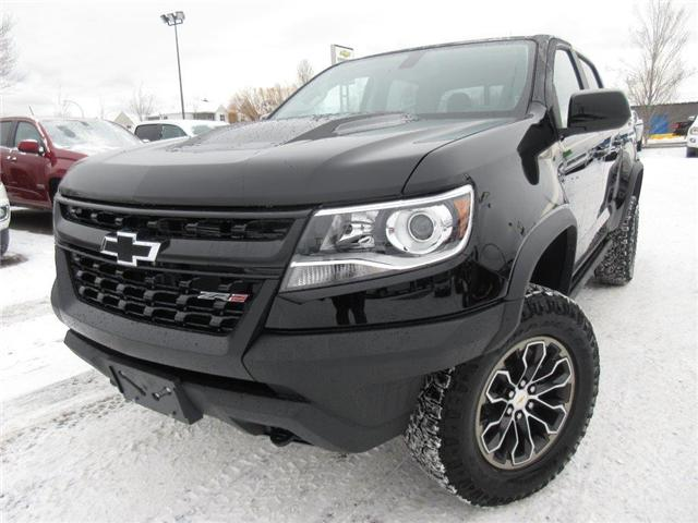 2019 Chevrolet Colorado ZR2 (Stk: 1291355) in Cranbrook - Image 1 of 19