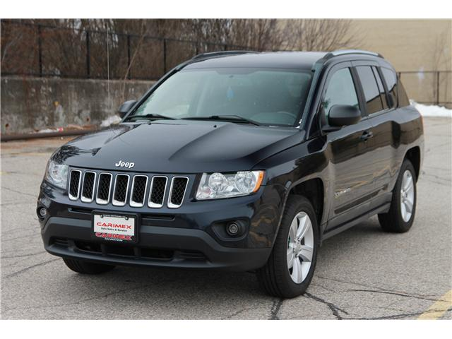 2011 Jeep Compass Sport/North (Stk: 1810525) in Waterloo - Image 1 of 26