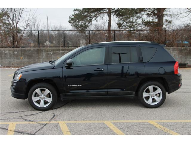 2011 Jeep Compass Sport/North (Stk: 1810525) in Waterloo - Image 2 of 26