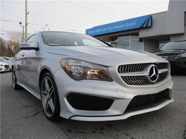 2015 Mercedes-Benz CLA-Class Base (Stk: 182028) in Richmond - Image 1 of 14