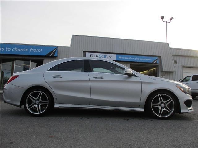 2015 Mercedes-Benz CLA-Class Base (Stk: 182028) in Kingston - Image 2 of 14