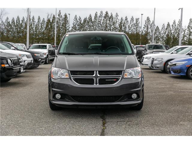 2017 Dodge Grand Caravan Crew (Stk: AB0807) in Abbotsford - Image 2 of 27