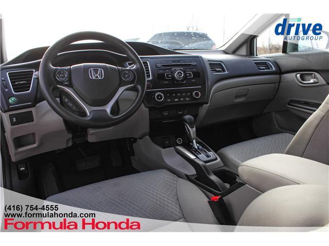 2014 Honda Civic LX (Stk: B10847) in Scarborough - Image 2 of 21