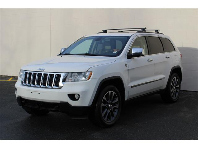 2011 Jeep Grand Cherokee Overland (Stk: C266434A) in Courtenay - Image 2 of 30