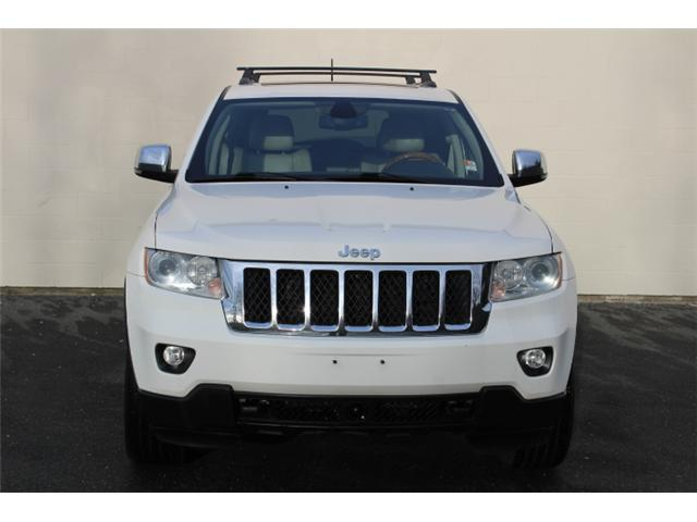 2011 Jeep Grand Cherokee Overland (Stk: C266434A) in Courtenay - Image 25 of 30