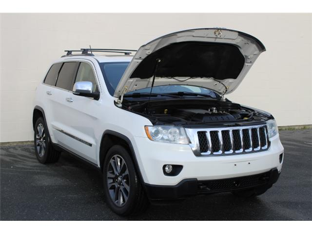 2011 Jeep Grand Cherokee Overland (Stk: C266434A) in Courtenay - Image 29 of 30
