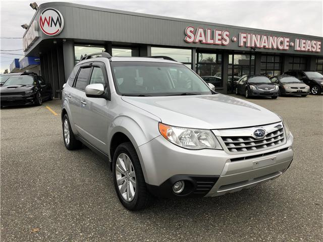 2011 Subaru Forester 2.5 X Touring Package (Stk: 11-780728) in Abbotsford - Image 1 of 16