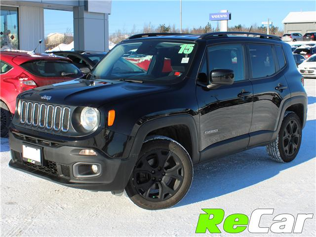 2015 Jeep Renegade North (Stk: 181436A) in Fredericton - Image 1 of 23