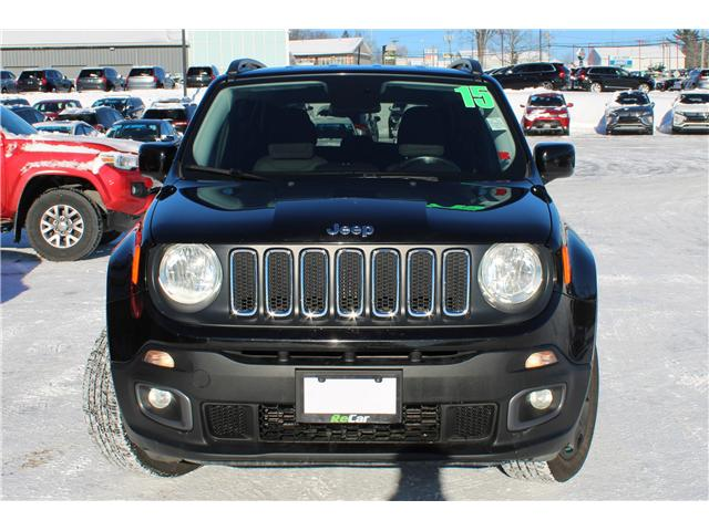 2015 Jeep Renegade North (Stk: 181436A) in Fredericton - Image 2 of 23