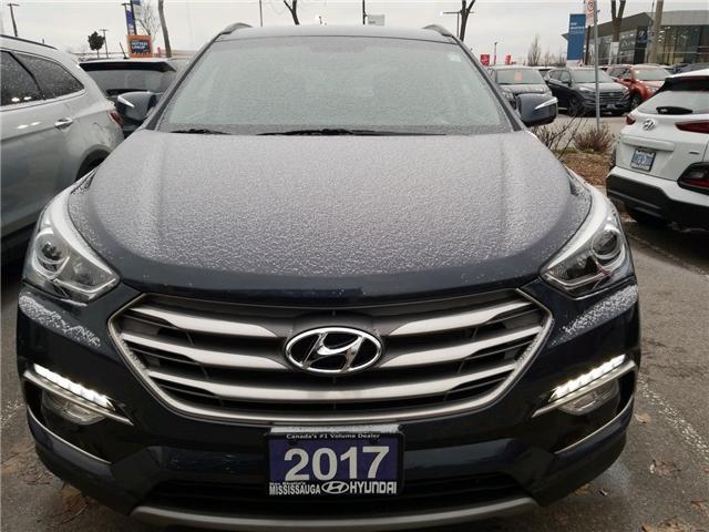 2017 Hyundai Santa Fe Sport 2.4 Base (Stk: op10070) in Mississauga - Image 2 of 17