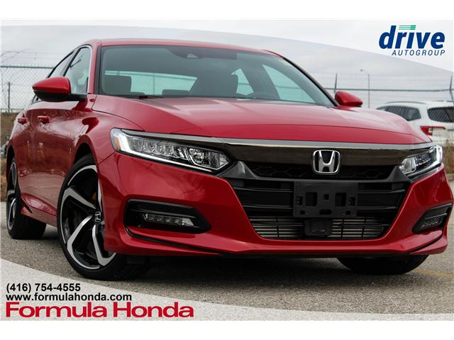 2018 Honda Accord Sport (Stk: B10861) in Scarborough - Image 1 of 29