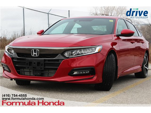 2018 Honda Accord Sport (Stk: B10861) in Scarborough - Image 4 of 29
