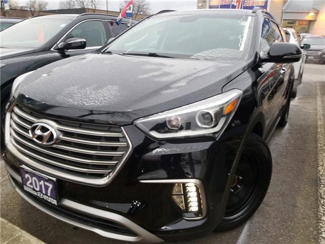 2017 Hyundai Santa Fe XL Limited (Stk: 39092a) in Mississauga - Image 1 of 17