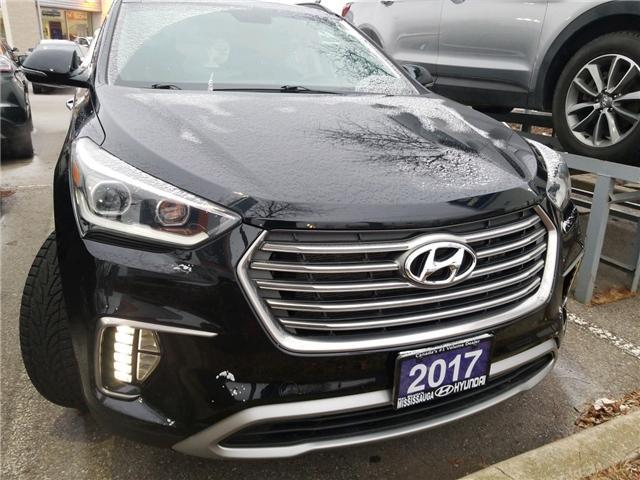 2017 Hyundai Santa Fe XL Limited (Stk: 39092a) in Mississauga - Image 2 of 17