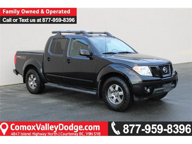 2012 Nissan Frontier PRO-4X (Stk: S227635B) in Courtenay - Image 1 of 30
