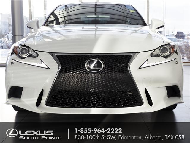 2015 Lexus IS 350 Base (Stk: L800375A) in Edmonton - Image 2 of 17