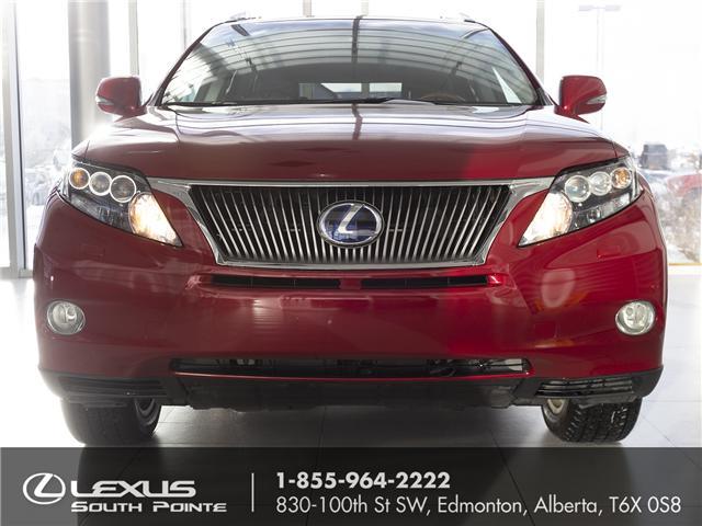 2010 Lexus RX 450h Base (Stk: L900092A) in Edmonton - Image 2 of 24