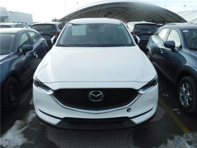 2019 Mazda CX-5 Signature (Stk: M1936) in Calgary - Image 1 of 1