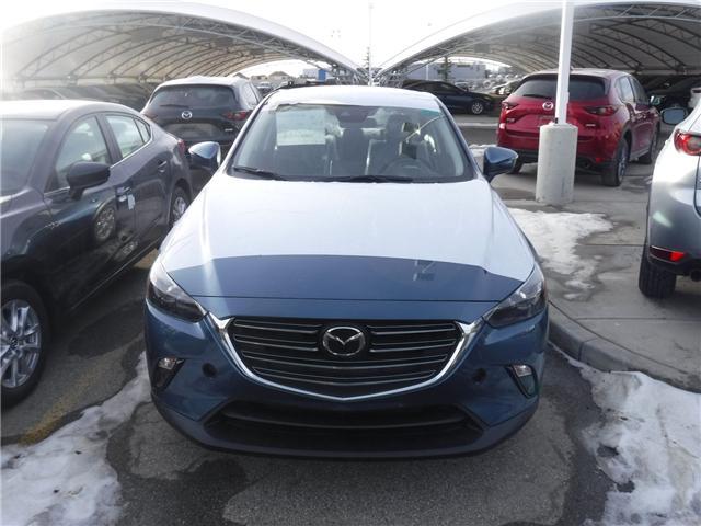 2019 Mazda CX-3 GS (Stk: M1947) in Calgary - Image 1 of 1