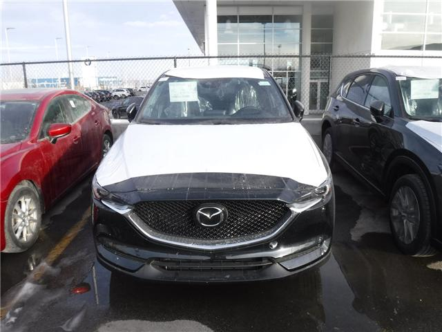 2019 Mazda CX-5 Signature (Stk: M1937) in Calgary - Image 1 of 1