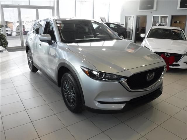 2019 Mazda CX-5 GS (Stk: M1938) in Calgary - Image 1 of 5