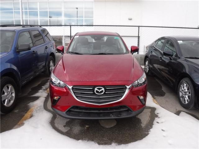 2019 Mazda CX-3 GS (Stk: M1940) in Calgary - Image 1 of 1