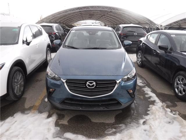 2019 Mazda CX-3 GS (Stk: M1935) in Calgary - Image 1 of 1