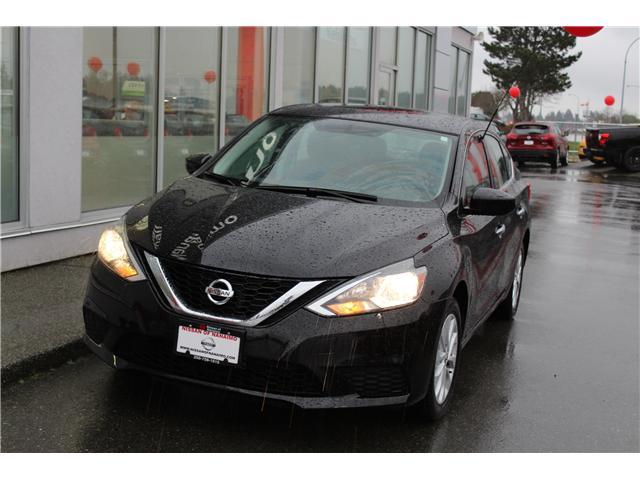 2016 Nissan Sentra 1.8 SV (Stk: 9R2485B) in Nanaimo - Image 1 of 9
