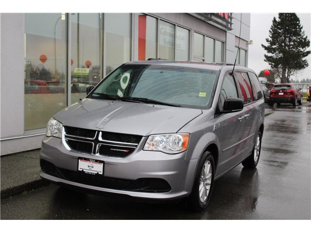 2014 Dodge Grand Caravan SE/SXT (Stk: P0054) in Nanaimo - Image 1 of 9