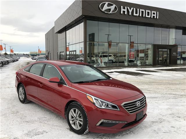 2017 Hyundai Sonata  (Stk: 28024B) in Saskatoon - Image 1 of 12