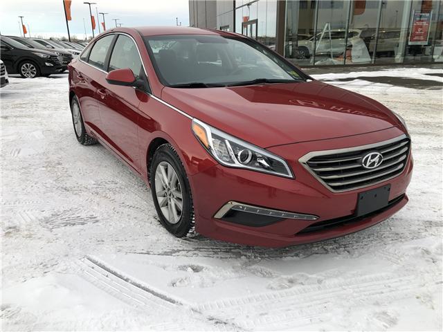 2017 Hyundai Sonata  (Stk: 28024B) in Saskatoon - Image 2 of 12