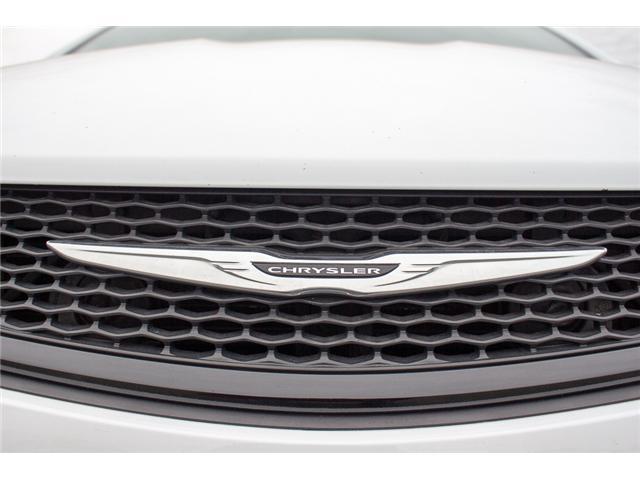 2016 Chrysler 200 S (Stk: J235479A) in Surrey - Image 8 of 28