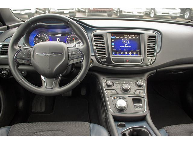 2016 Chrysler 200 S (Stk: J235479A) in Surrey - Image 13 of 28