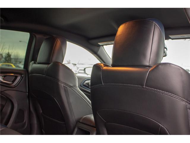 2016 Chrysler 200 S (Stk: J235479A) in Surrey - Image 16 of 28