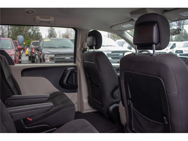 2017 Dodge Grand Caravan Crew (Stk: P5032) in Surrey - Image 20 of 30