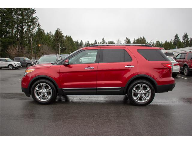 2011 Ford Explorer Limited (Stk: P7984A) in Surrey - Image 4 of 30