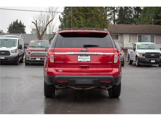 2011 Ford Explorer Limited (Stk: P7984A) in Surrey - Image 6 of 30