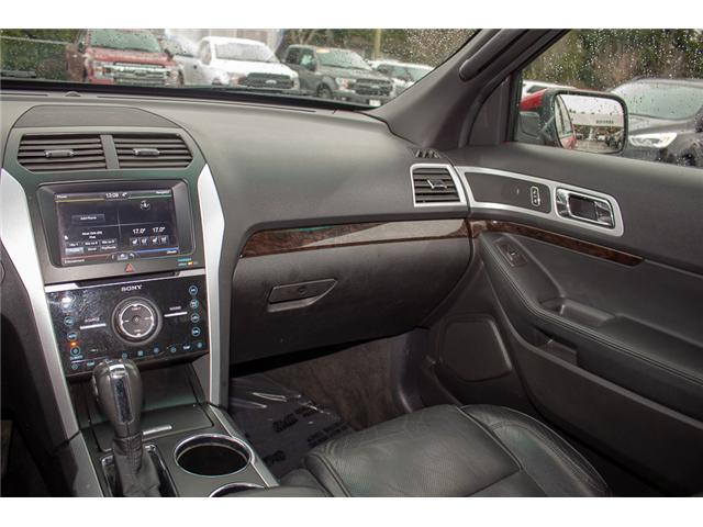 2011 Ford Explorer Limited (Stk: P7984A) in Surrey - Image 18 of 30