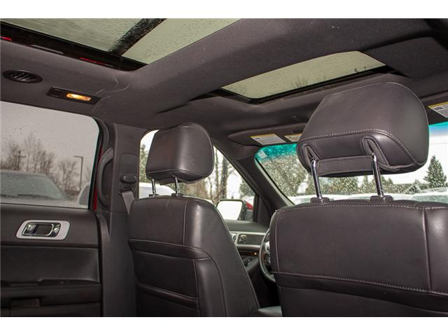 2011 Ford Explorer Limited (Stk: P7984A) in Surrey - Image 20 of 30