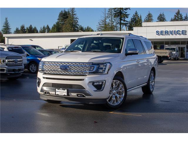 2018 Ford Expedition Max Platinum (Stk: 8EX4766A) in Surrey - Image 3 of 29