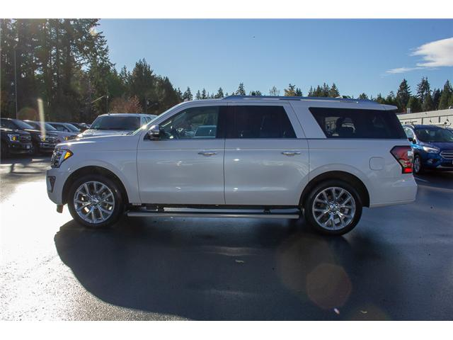 2018 Ford Expedition Max Platinum (Stk: 8EX4766A) in Surrey - Image 4 of 29