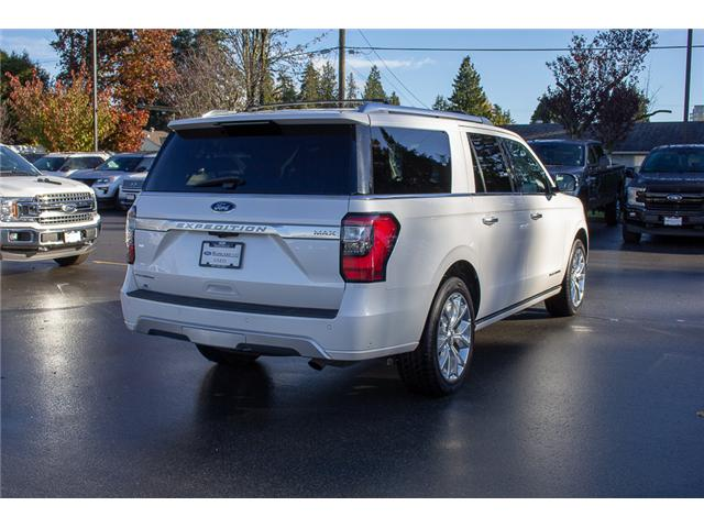 2018 Ford Expedition Max Platinum (Stk: 8EX4766A) in Surrey - Image 7 of 29