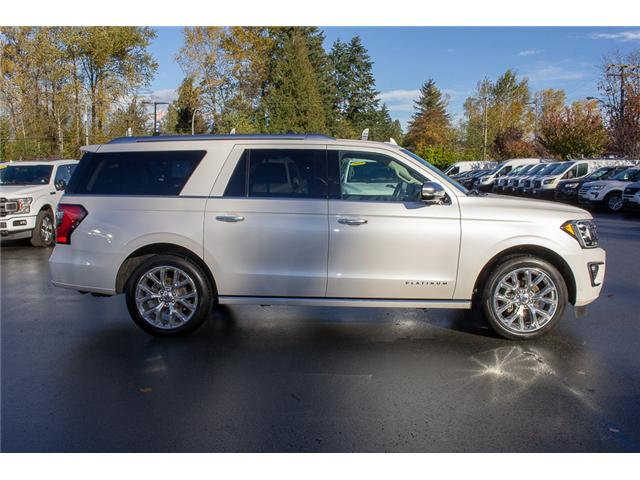 2018 Ford Expedition Max Platinum (Stk: 8EX4766A) in Surrey - Image 8 of 29