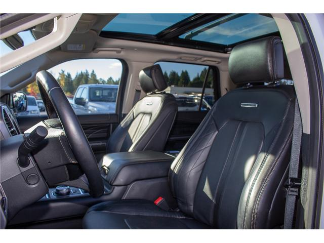 2018 Ford Expedition Max Platinum (Stk: 8EX4766A) in Surrey - Image 11 of 29