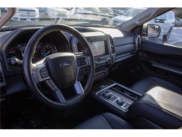 2018 Ford Expedition Max Platinum (Stk: 8EX4766A) in Surrey - Image 12 of 29