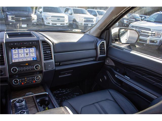 2018 Ford Expedition Max Platinum (Stk: 8EX4766A) in Surrey - Image 15 of 29